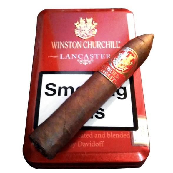 Winston Churchill Lancaster - Single