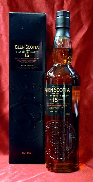 6a015d9316d4 Glen Scotia 15 year old 46% - Single Malt Whisky - In Stock at Gauntleys